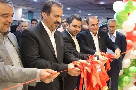 افتتاح  دو شعبه جدید نان سحر در شهروند بهرود و هایپر لواسان